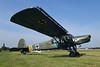 F-BDXM (GS+AA) Morane-Saulnier MS.506 Criquet c/n 635 Namur/EBNM 03-09-17