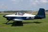 OO-144 Van's RV-6A c/n 22605 Namur/EBNM 03-09-17