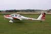 D-KCVV Hoffman H.36 Dimona c/n 3691 Namur/EBNM 03-09-17