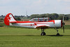 F-WRUH Yakovlev Yak-52 c/n 899409 Namur/EBNM 02-09-17