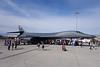 "86-0101 (DY) Rockwell B-1B Lancer ""United States Air Force"" c/n 61 Nellis/KLSV/LSV 12-11-16"