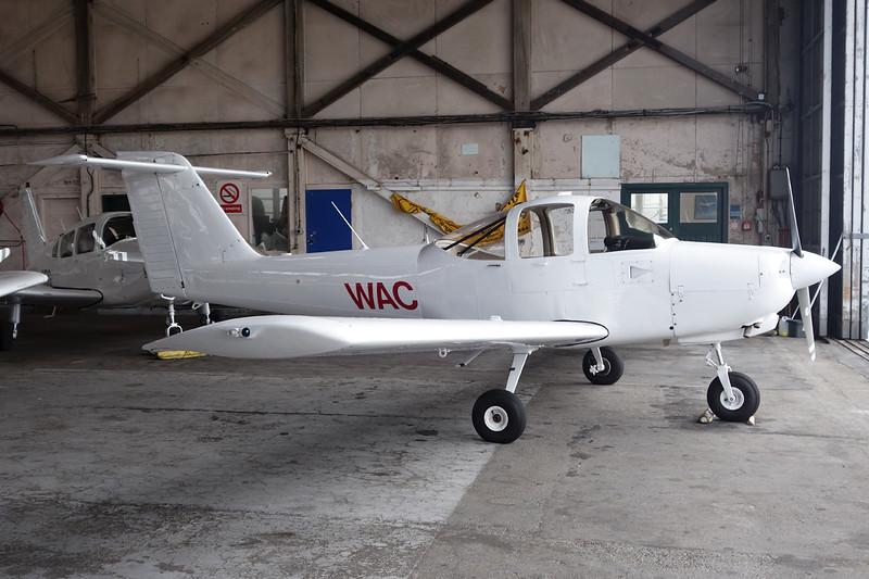 ZK-WAC Piper PA-38-112 Tomahawk c/n 38-82A0086 Wellington/NZWN/WLG 02-02-15