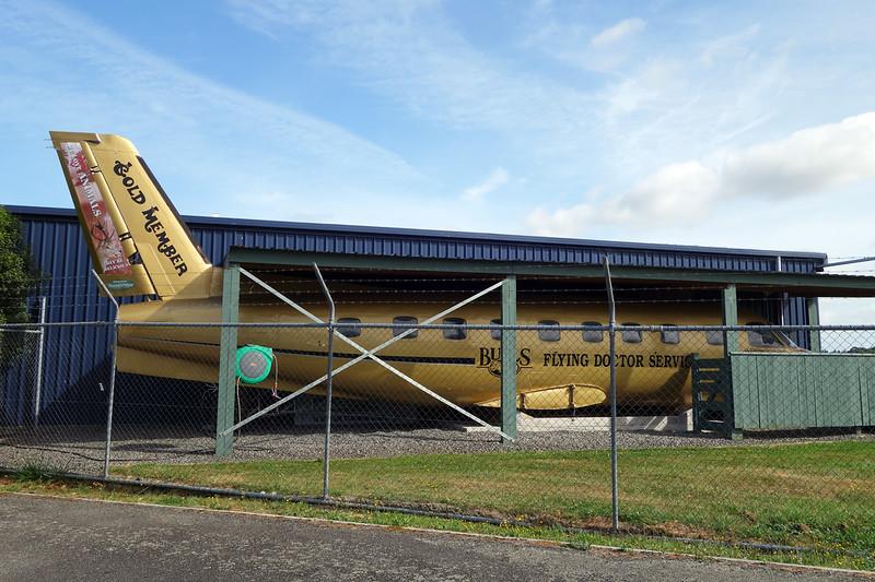 ZK-REV Embraer EMB-110P1 Bandeirante c/n 110274 Palmerston North /NZPM/PMR 19-01-15
