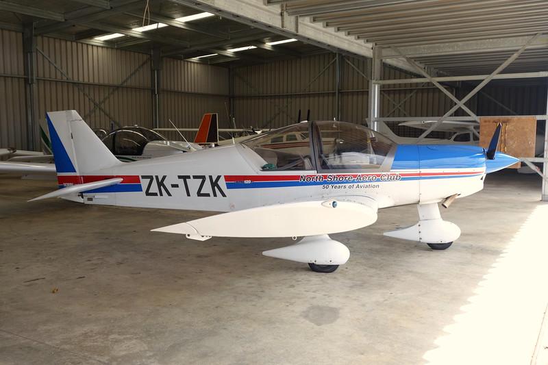ZK-TZK Robin R.2120U c/n 362 Auckland-North Shore/NZNE 06-02-15
