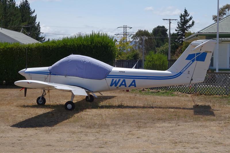 ZK-WAA Piper PA-38-112 Tomahawk c/n 38-78A0644 Blenheim-Omaka/NZOM 07-02-15
