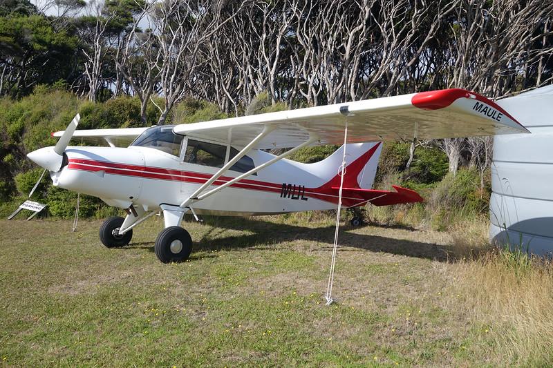 ZK-MUL Maule MX-7 180A Star Rocket c/n 20052C Great Barrier Island/NZGB/GBZ 06-02-15