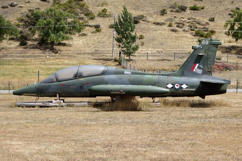 NZ6468 (68) Aermacchi MB-339 CB c/n 6799 Wanaka/NZWF/WKA 09-02-15