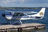 ZK-DPO Cessna U.206G Stationair 6 c/n U206-05772 Lake Taupo/NZLT 23-01-15