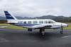 ZK-RDT Embraer Emb-820C Navajo c/n 820127 Great Barrier Island/NZGB/GBZ 06-02-15