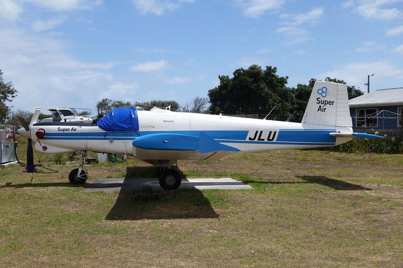 ZK-JLU Fletcher FU-24-950 c/n 234 Raglan/NZRA 06-02-15