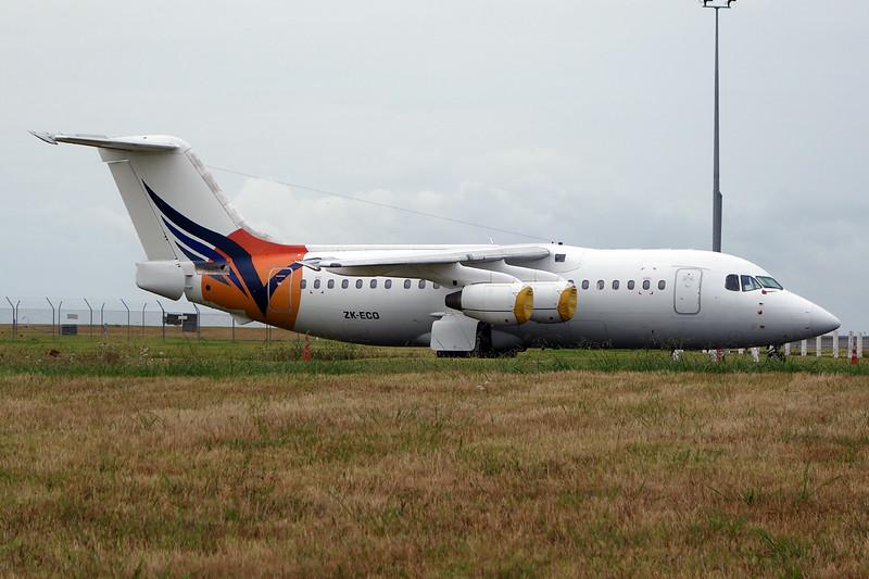 "ZK-ECO BAe-146-200 ""Air National"" c/n E2130 Auckland/NZAA/AKL 01-02-15"