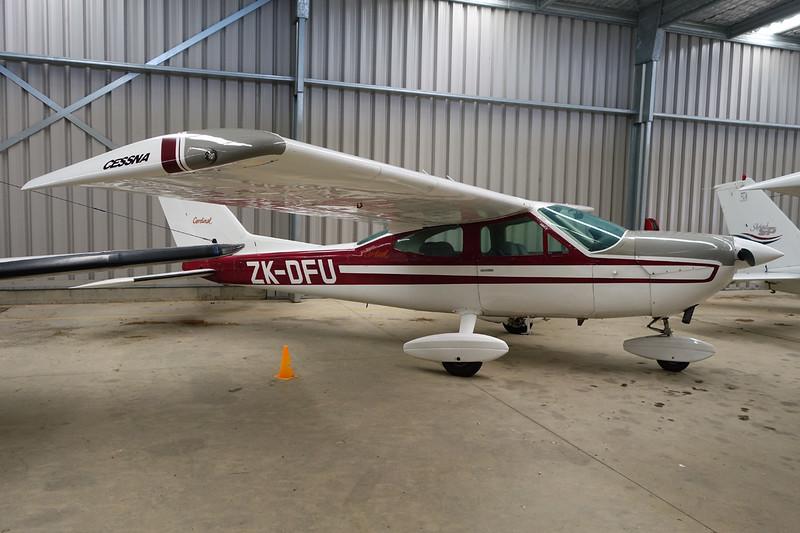 ZK-DFU Cessna 177B Cardinal c/n 177-01663 Auckland-North Shore/NZNE 06-02-15