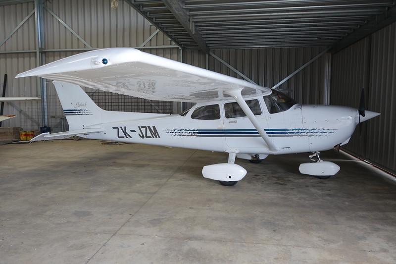 ZK-JZM Cessna 172R c/n 172-80093 Auckland-North Shore/NZNE 06-02-15