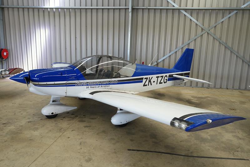 ZK-TZG Robin R.2120U c/n 369 Auckland-North Shore/NZNE 06-02-15
