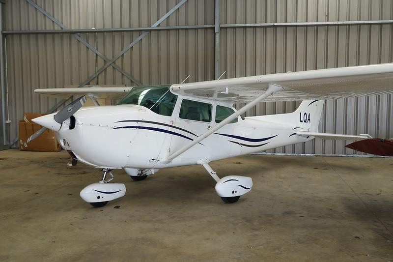 ZK-LQA Cessna 172M c/n 172-62551 Auckland-North Shore/NZNE 06-02-15