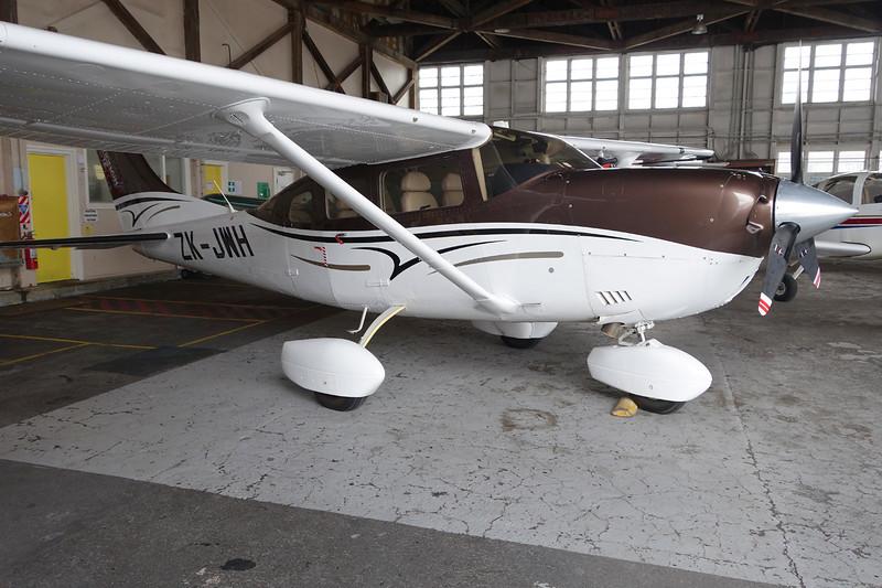 ZK-JWH Cessna T.206H Turbo Stationair c/n T206-09073 Wellington/NZWN/WLG 02-02-15
