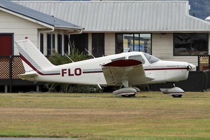 ZK-FLO Piper PA-28-140 Cherokee c/n 28-23089 Tauranga/NZTG/TRG 27-01-15