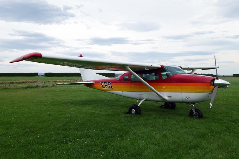 ZK-ERQ Cessna U.206F Stationair c/n U206-01738 Hazletts Farm 08-02-15