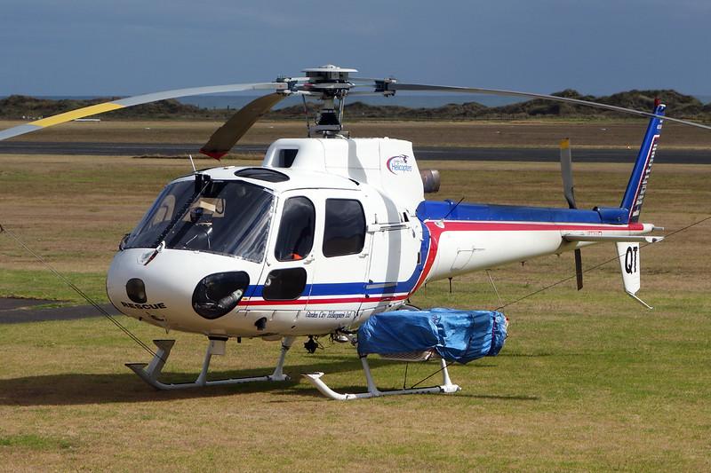 ZK-HQT Aerospatiale AS.350B Ecureuil c/n 1729 Wanganui/NZWU/WAG 06-02-15