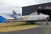 284 (12910/FU-910) North American F-86F Sabre c/n 193-249 Tauranga/NZTG/TRG 27-01-15