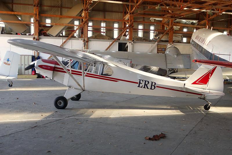 ZK-ERB Piper PA-18-150 Super Cub c/n 18-5290 Blenheim-Omaka/NZOM 07-02-15