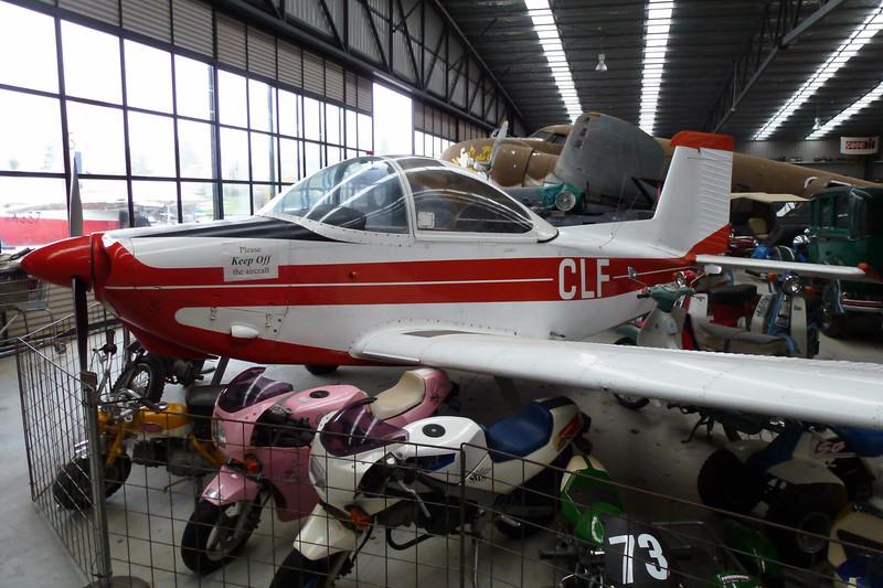 ZK-CLF Victa Airtourer 100 c/n 121 Wanaka/NZWF/WKA 24-03-12