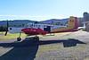 ZK-DJE Fletcher FU-24-950 c/n 176 Fox Glacier/NZFH 03-04-12
