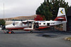 "ZK-NME GAF Nomad N24A ""Air Safaris & Services"" c/n 1222 Lake Tekapo/NZTL 11-04-12"