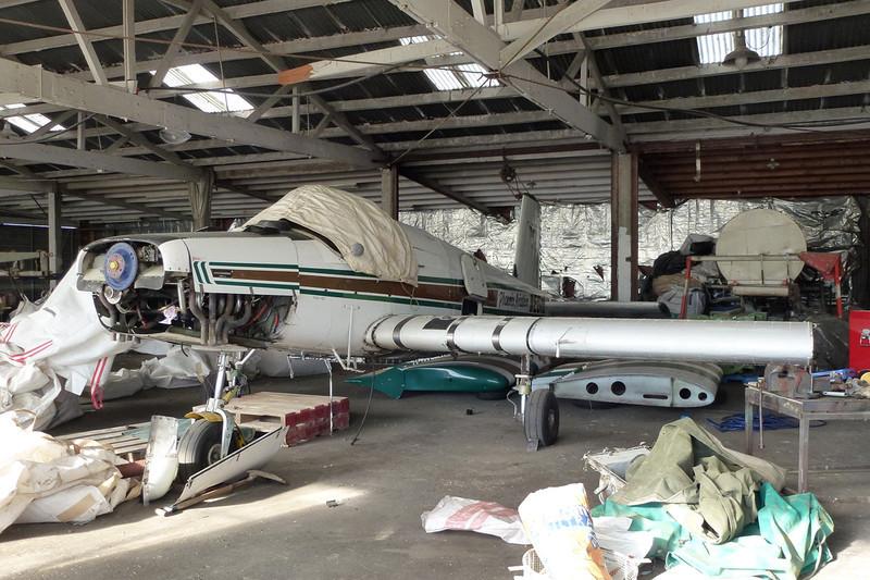 ZK-EGI Fletcher FU-24-950 c/n 231 Gore/NZGC 21-03-12