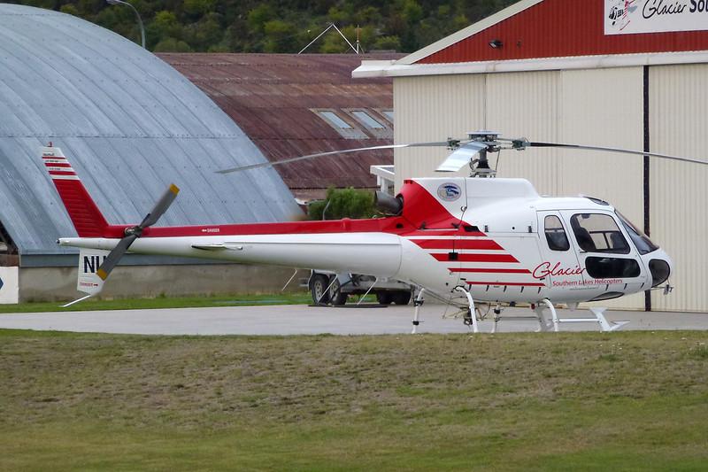 ZK-HNU Eurocopter AS.350B2 Astar c/n 3198 Queenstown/NZQN/ZQN 19-03-12