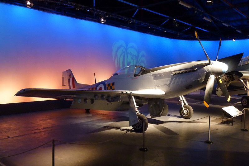"""F-367 (NZ2410/10) North American P-51D Mustang """"Royal New Zealand Air Force"""" c/n 122-41367 Wigram/NZWG 11-04-12"""