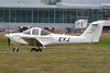 ZK-EYJ Piper PA-38-112 Tomahawk c/n 38-78A0075 Christchurch/NZCH/CHC 12-04-12