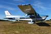 ZK-COM Cessna 172G c/n 172-54586 Ryans Creek/NZRC 21-03-12