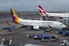 """DQ-FJH Boeing 737-8X2 """"Air Pacific"""" c/n 29969 Auckland/NZAA/AKL 13-04-12"""