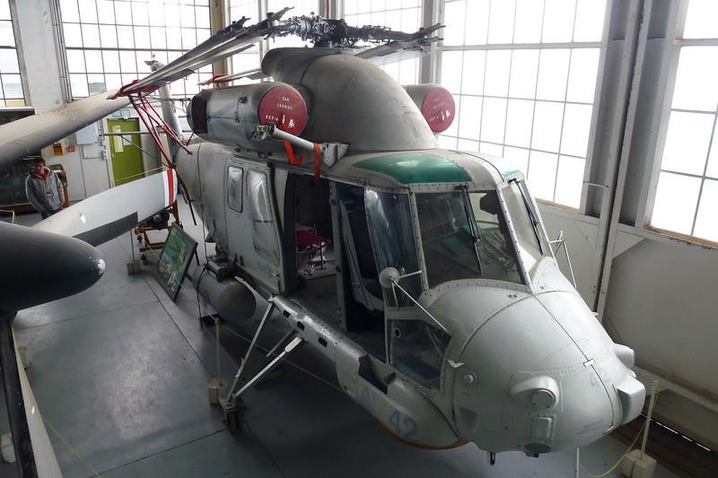 "NZ3442 (42) Kaman SH-2F Seasprite ""Royal New Navy"" c/n 236 Wigram/NZWG 12-04-12"