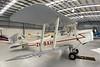 ZK-BAH (105) de Havilland DH-82A Tiger Moth c/n 83589 Mandeville/NZVL 22-03-12