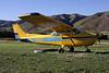 ZK-WAX Cessna 172M c/n 62857 Geordie Hill Station 20-03-12