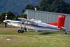 "ZK-MCT Pilatus PC-6 B2-H4 Turbo Porter c/n 841 Franz Joseph Glacier/NZFJ 01-04-12 ""Mount Cook Ski Planes"""