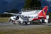 "ZK-SAF Gippsland GA-8 Airvan ""Air Safaris"" c/n GA8-02-017 Franz Joseph Glacier/NZFJ 01-04-12"