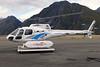 ZK-HYS Aerospatiale AS.350B2 Ecureuil c/n 2447 Mount Cook/NZMC/MON 27-03-12