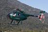ZK-HCC McD-D Helicopters 369E c/n 0220E Franz Joseph Glacier 05-04-12