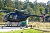 ZK-IQQ Hughes 369D c/n 0739D Haast 05-04-12