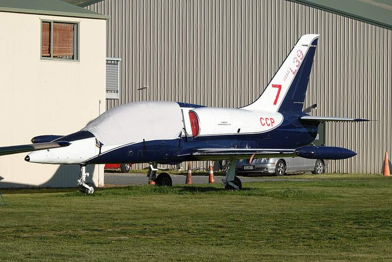 ZK-CCP Aero Vodochody L-39C Albatross c/n 332639 Blenheim-Omaka/NZPM 25-09-19