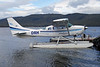 ZK-DRH Cessna U.206C Super Skywagon c/n U206-1179 Lake Te Anau 04-10-19