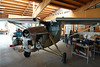 ZK-ARG de Havilland DH-85 Leopard Moth c/n 7007 Mandeville/NZVL 04-10-19