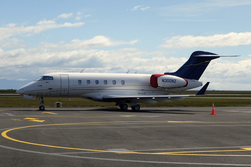 N300NZ Bombardier Challenger 300 c/n 20397 Nelson/NZNS/NSN 29-09-19