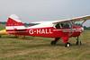 G-HALL Piper PA-22-160 Tri-Pacer c/n 22-7423 Schaffen-Diest/EBDT 12-08-07