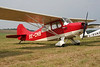 SE-CNB Champion 7EC Traveler c/n 7EC-705 Schaffen-Diest/EBDT 12-08-07