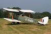 D-ENDI de Havilland DH-82A Tiger Moth c/n 82335 Schaffen-Diest/EBDT 12-08-07