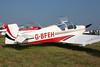 G-BFEH Jodel D.117A Gran Tourisme c/n 828 Schaffen-Diest/EBDT 12-08-07